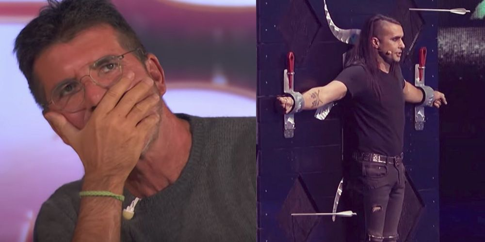 'AGT: The Champions' Star Ben Blaque Speaks Out After to Simon Cowell Stopped His Super Dangerous Act