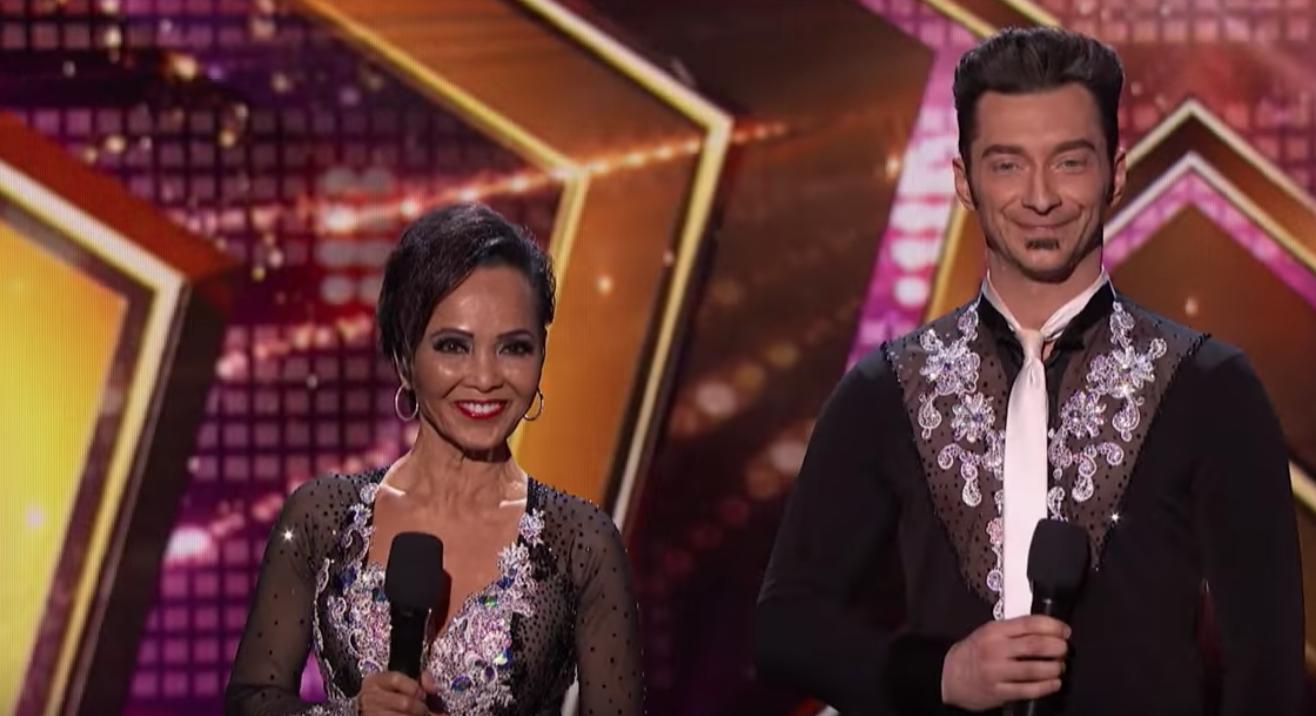America's Got Talent' Judge Martina McBride Gives Golden