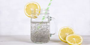 chia seed water benefits