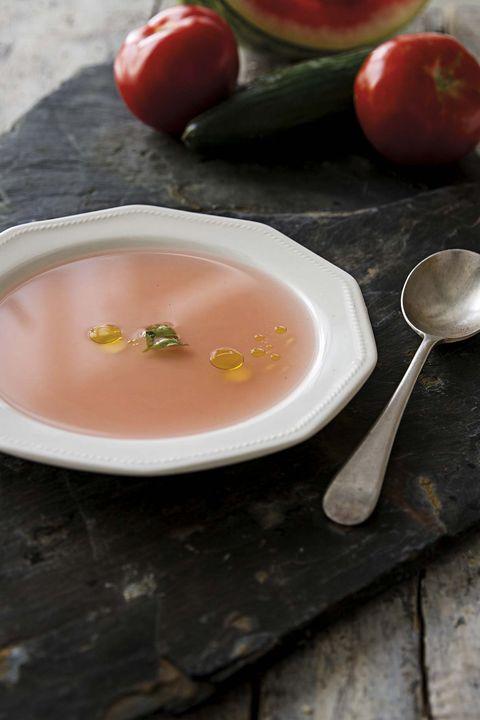 agua de gazpacho