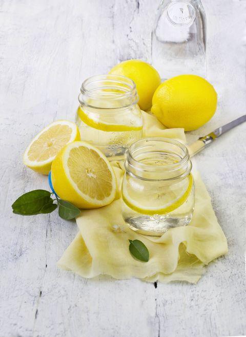 dieta del limon para perder barriga