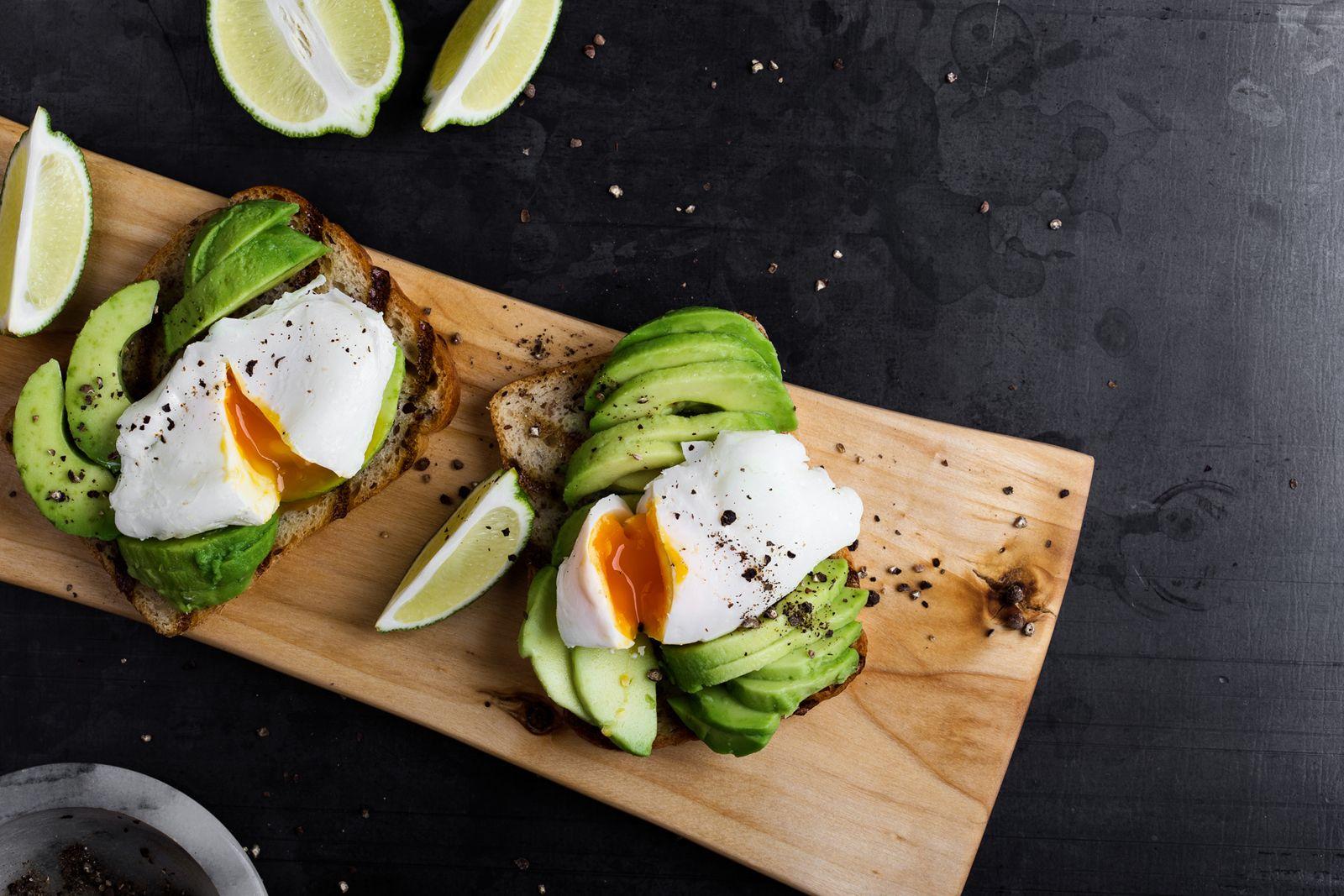 Desayunos para empezar el día con energía