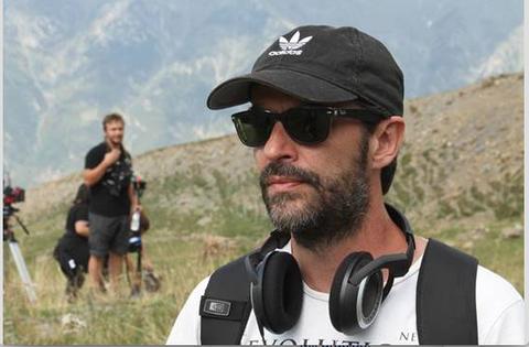 Agustín Martínez, guionista de 'La caza. Monteperdido'