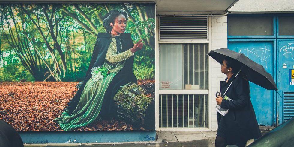 New Public Artworks Celebrate London's Forgotten Women