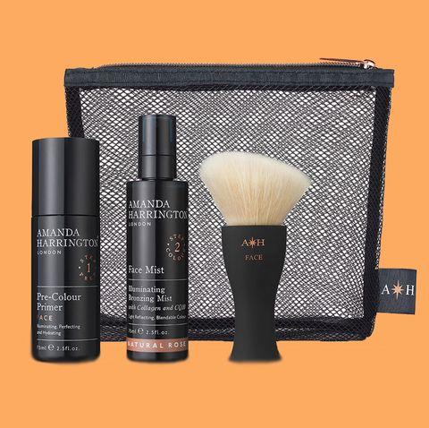Amanda Harrington Prep & Glow Face Kit