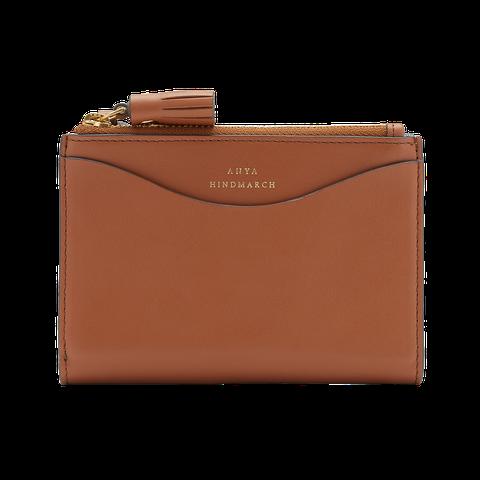 Tan, Wallet, Leather, Fashion accessory, Brown, Coin purse, Bag, Handbag, Beige, Rectangle,