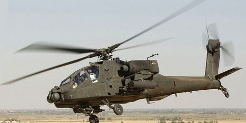 Army Helicopter Crash Kills Two In California