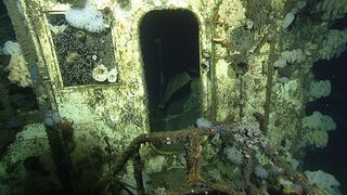 wheelhouse shipwreck santa monica mbari