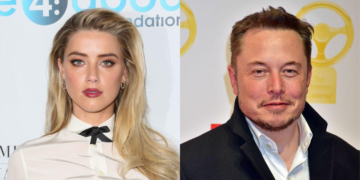 Elon Musk Divorce Amber Heard Relationship Amp Talulah
