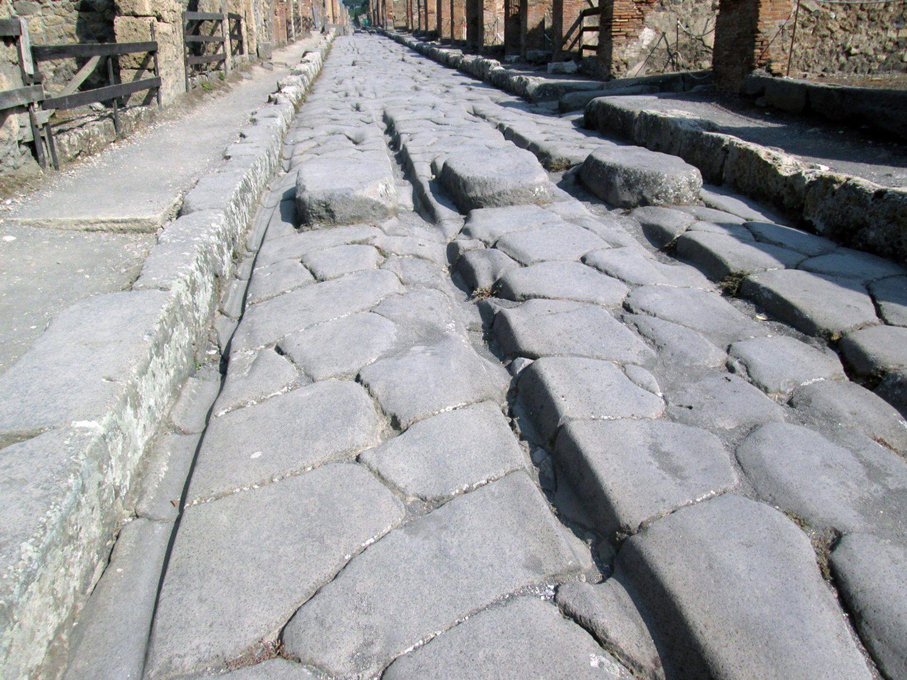 Just Like Us, Pompeii Also Struggled With Potholes