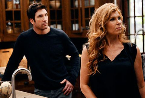 Connie Britton and Dylan McDermott Are Returning To