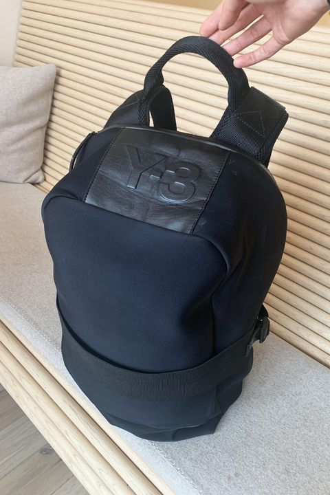 Bag, Black, Product, Handbag, Baggage, Luggage and bags, Hand luggage, Fashion accessory, Backpack, Leather,