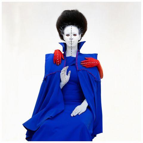 Aïda Muluneh, ritratto donna nera