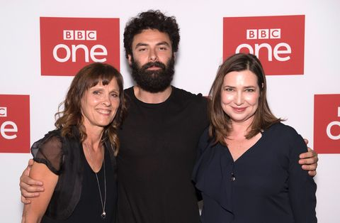 Poldark star Aidan Turner is completely unrecognisable as he unveils new look