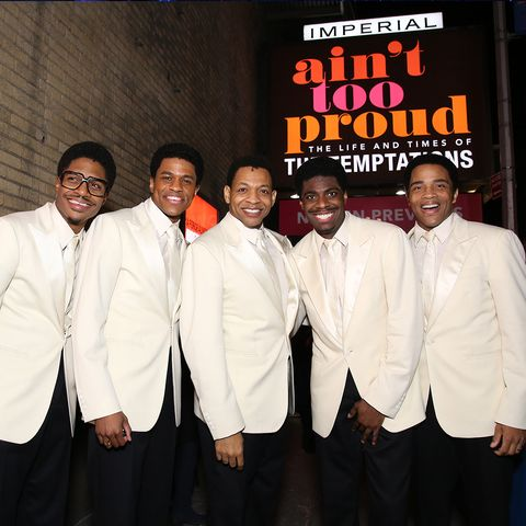 Ain't Too Proud — The Life and Times of the Temptations