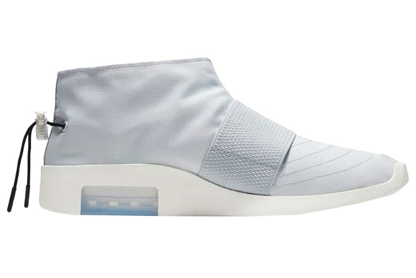 Nike Air Fear of God Moccasin 'Pure Platinum'