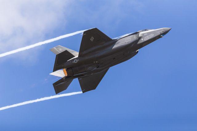 us air force f 35a lightning ii