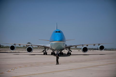 The Next Gen Air Force One Is Already Over Budget Boeing 747