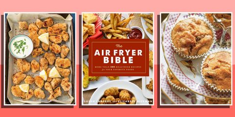the 6 best air fryer cookbooks for healthier meals in 2018