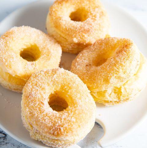 air fryer desserts flaky air fryer donuts