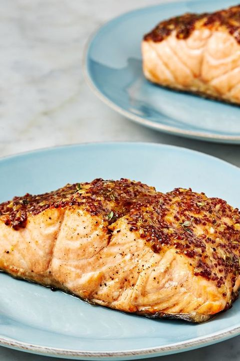 healthy salmon recipes