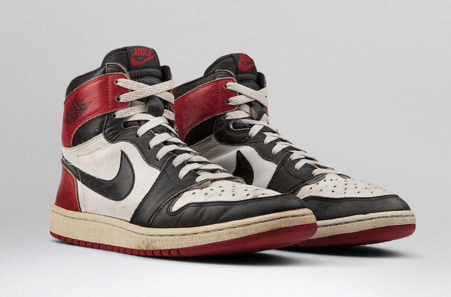 Air Jordan 1: la evolución en las zapatillas de Michael