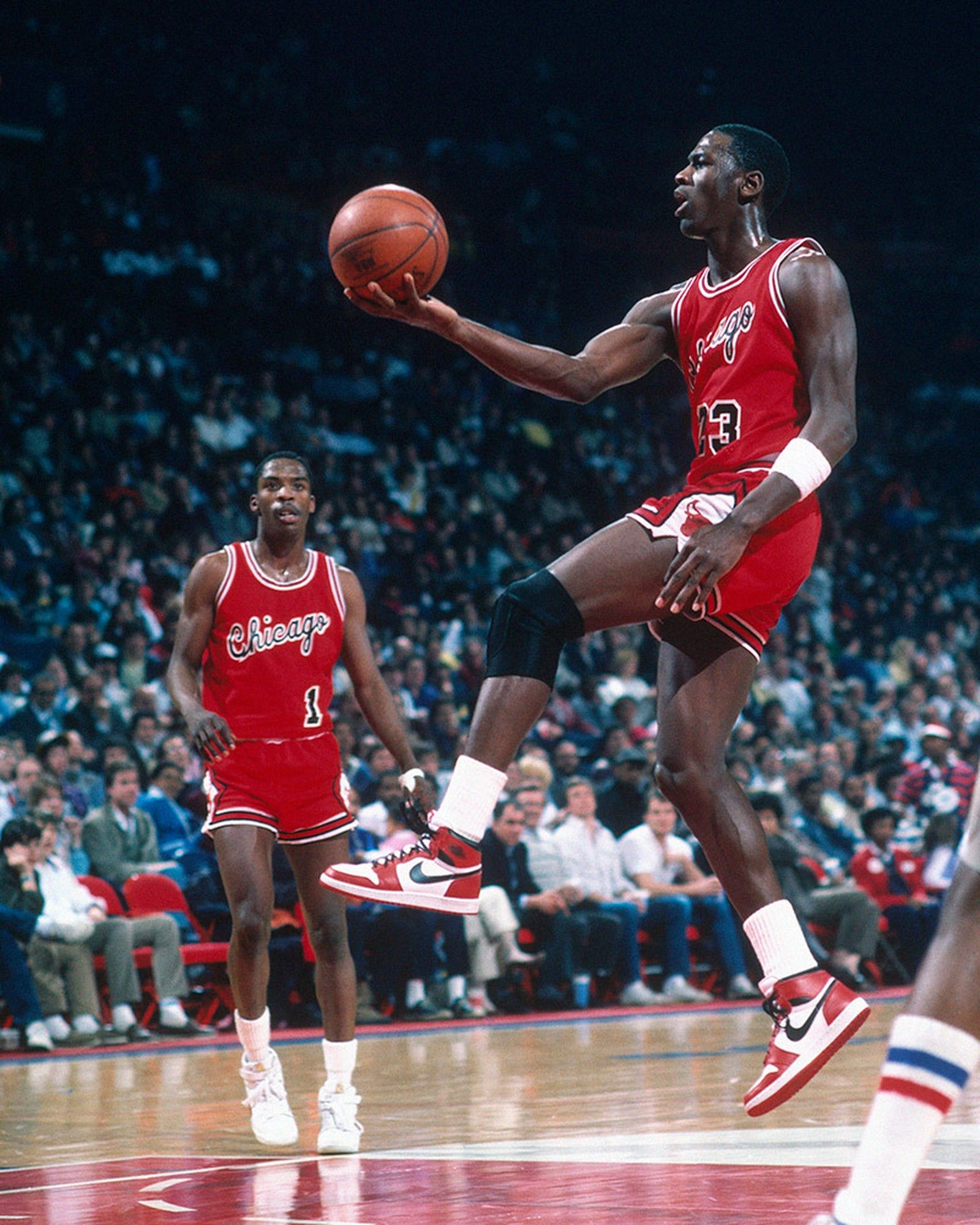 The Evolution Of The Air Jordan: How a Sports Sneaker Transformed ...