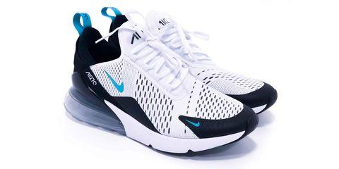 Shoe, Footwear, Outdoor shoe, White, Walking shoe, Black, Running shoe, Aqua, Sneakers, Tennis shoe,
