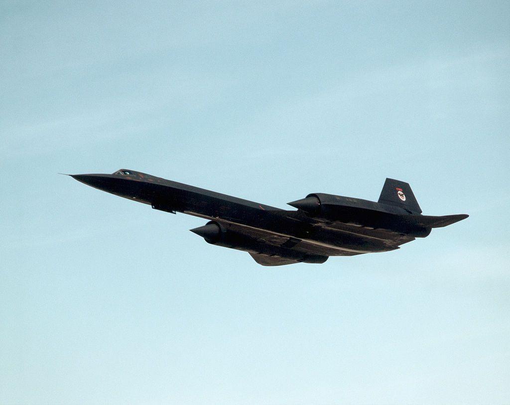 "SR-71 ""Blackbird"""