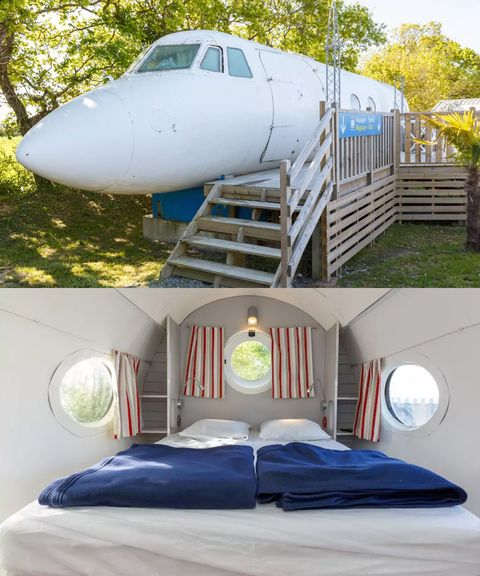 12 of the quirkiest European Airbnbs you can actually stay in