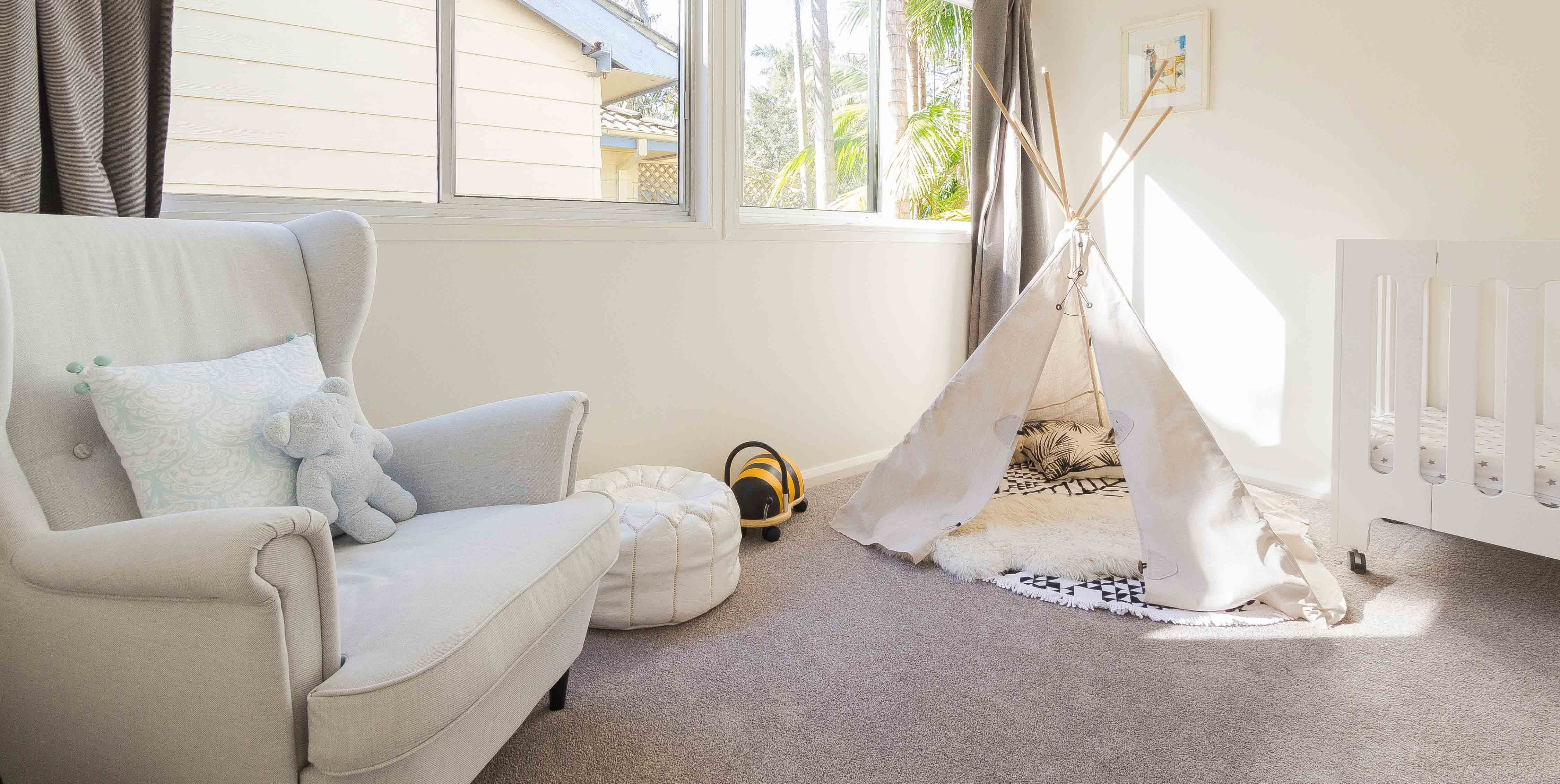 Avalon Beach House, Airbnb, kids'/children's room