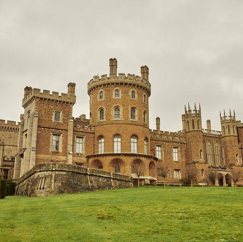 Airbnb Belvoir castle