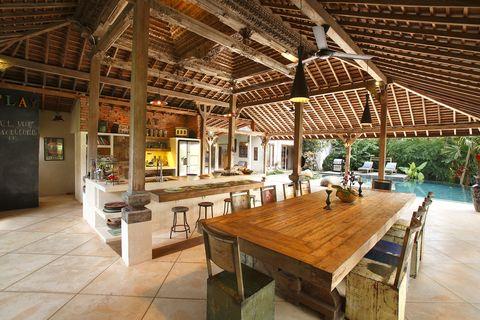 Airbnb con cocina en Ubud, Bali