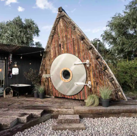 airbnb's top 10 ecofriendly uk homes available to book right now