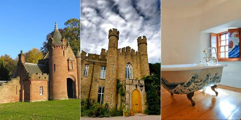 These are the top 10 most wish-listed properties on Airbnb in the UK
