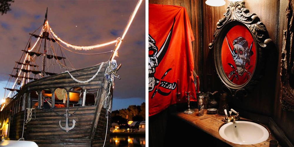 You Can Book A 65-Foot Pirate Ship On The Mississippi River On Airbnb