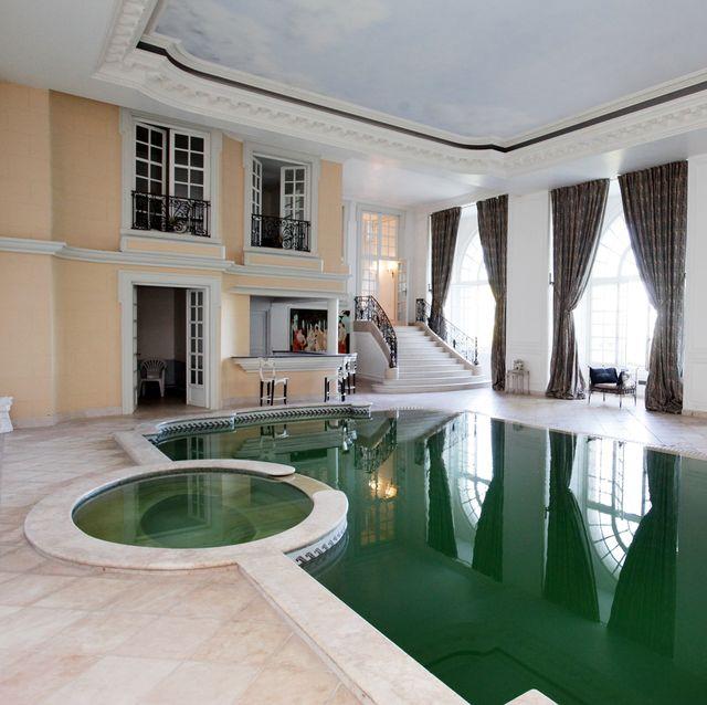 Casas con piscina interior Airbnb