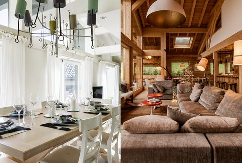 Peek inside 5 stunning Airbnb Plus homes at these popular European ski destinations