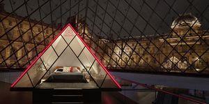 Sorteo de Airbnb para pasar una noche en el Louvre