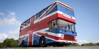spice girls spice world tour bus airbnb
