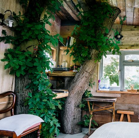airbnb reveals the most quirky trending stays in the uk