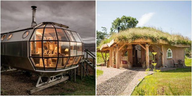 airbnb uk   unusual, unique and quirky airbnbs in the uk