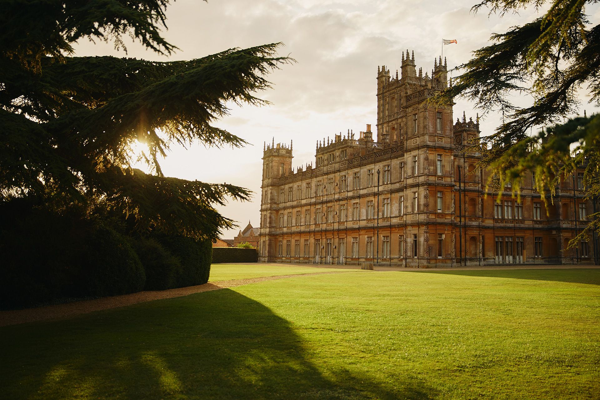 Highclere Castle, home of Downton Abbey, will be available to book on Airbnb for one night only