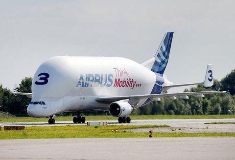 Airbus A300-600ST ベルーガ