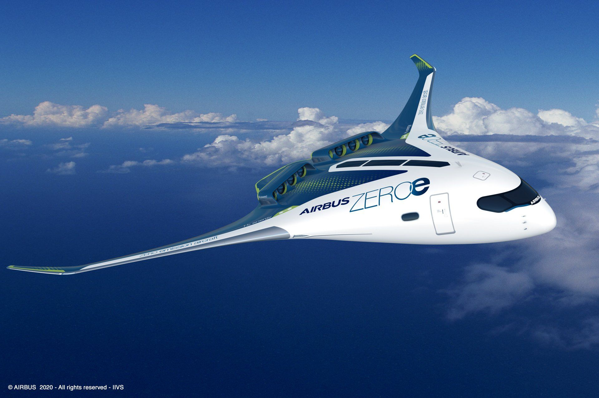 The New Hydrogen-Powered Aircraft from Airbus Is Beautiful. Will It Work?