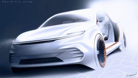 Airflow Vision Concept (CES 2020)
