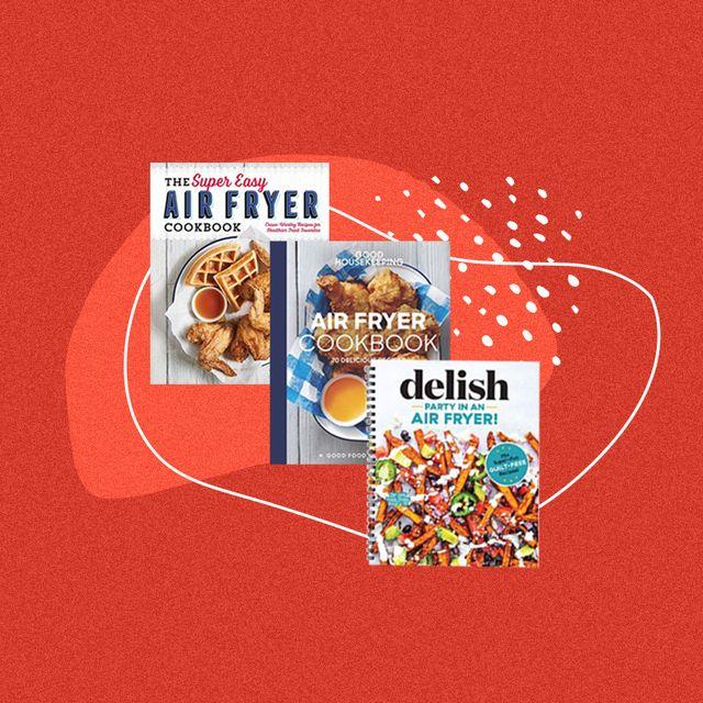 airfryer cookbooks