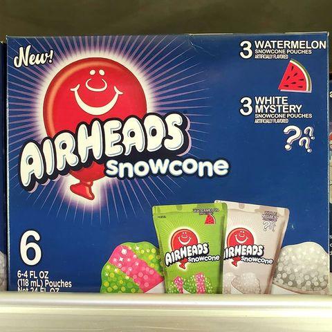 airheads snowcones