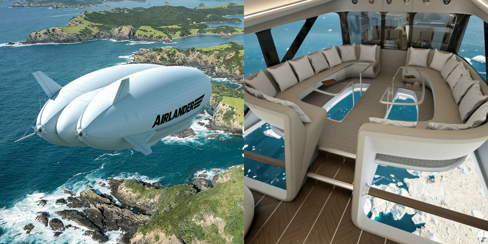 The Commercial Airlander 10 Is Basically a Flying Mansion