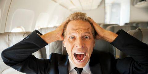 Airline Passenger Panic